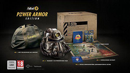 photo Wallpaper of ZeniMax / Bethesda-Fallout 76   Collectors Edition [PlayStation 4]-Collectors Edition