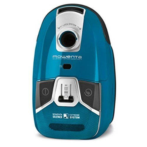 photo Wallpaper of Rowenta-Rowenta Silence Force   Aspirador Con Bolsa, 3.5 L, 750 W, Color Azul-Azul