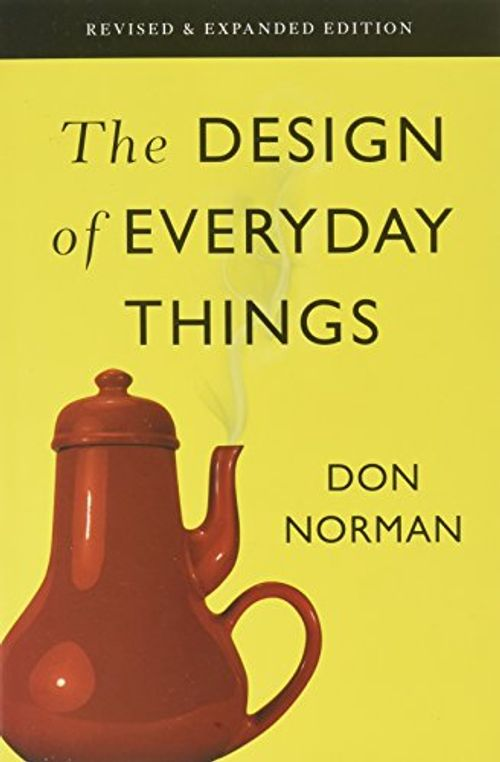 photo Wallpaper of -The Design Of Everyday Things: Revised And Expanded Edition-