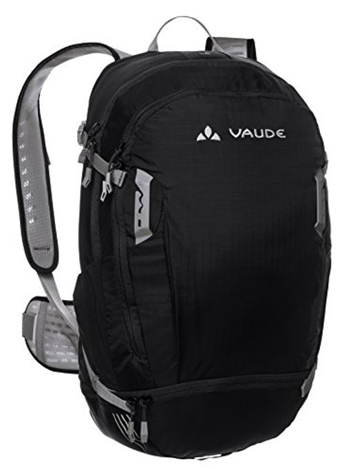 photo Wallpaper of Vaude-Vaude Rucksack Bike Alpin, 52 X 34 X 3 Cm, 35-Schwarz (Black 010)