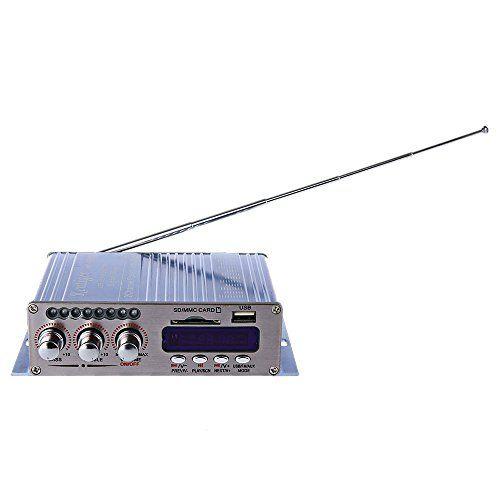 photo Wallpaper of Kentiger-Kentiger HY   502 Mini 2CH Bluetooth HiFi Stereo Audio Ausgang Endstufe-