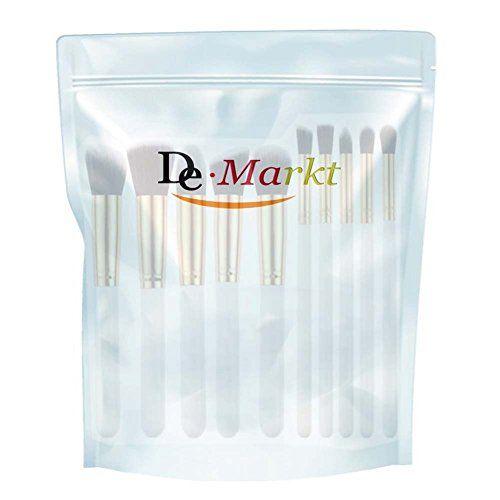 photo Wallpaper of Demarkt-Demarkt Make Up Pinselset, 10er Pack-Weiß