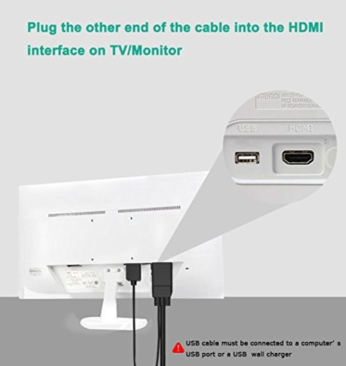 photo Wallpaper of FOINNEX-VGA Zu HDMI Adapter Kabel,15M(alter Stil PC Zu Neuem Fernseher/Monitor),FOINNEX VGA Auf HDMI Konverter-VGA zu HDMI Kabel--15M