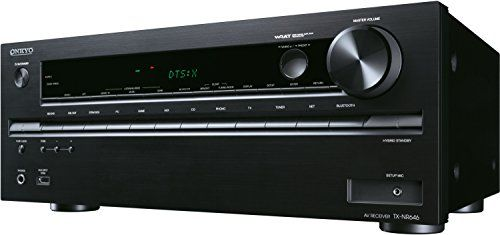 photo Wallpaper of Onkyo-Onkyo TX NR646 (B) 7,2 Kanal Netzwerk AV Receiver (DTS: X-schwarz