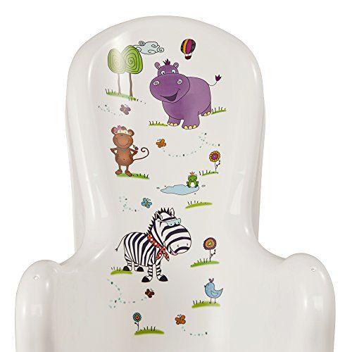 photo Wallpaper of OKT-Okt   Sillon Anatomico Para Bebes Hasta 6 Meses Motivo Hippo,-blanco