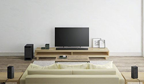 photo Wallpaper of Sony-Sony HT RT3 5.1 Kanal Soundbar (600 W Ausgangsleistung, NFC, Bluetooth, Dolby Digital, HDMI,-Schwarz