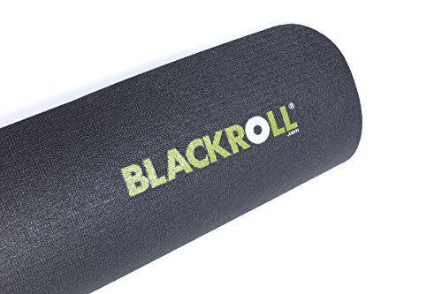 photo Wallpaper of Blackroll-Blackroll Mat   Das Original. Gymnastikmatte In Schwarz. Die Gedämpfte Matte Für Training,-schwarz