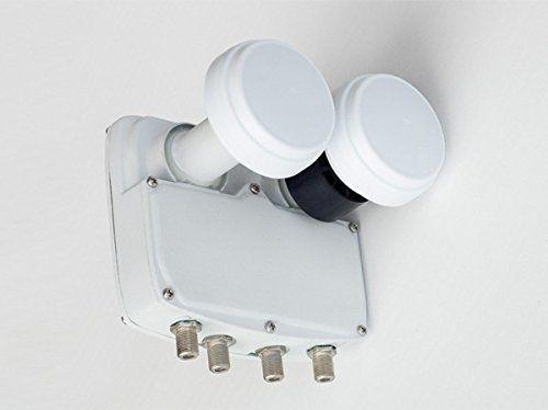 photo Wallpaper of PremiumX-Digital SAT Anlage PremiumX PXA100 Schüssel Spiegel Antenne 100cm In Anthrazit-