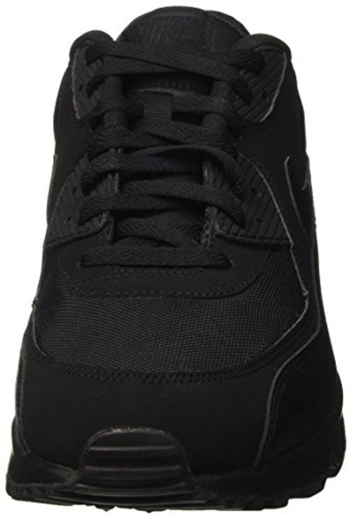 photo Wallpaper of Nike-Nike Air Max 90 537384, Herren Sneakers Training, Schwarz (Black/Black/Black/Black), 42 EU-Schwarz (Black/Black/Black/Black)