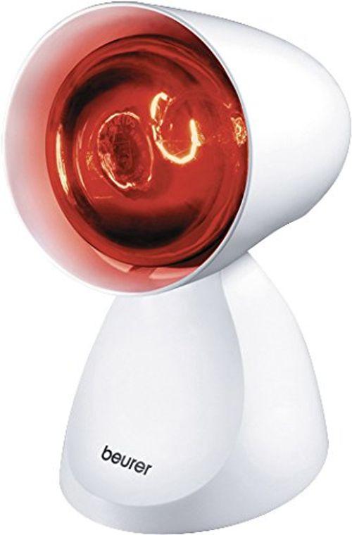 photo Wallpaper of Beurer-Beurer IL 11 Infrarotlampe, Medizinprodukt Zur Anwendung Bei Erkältung Und Muskelverspannung, 5 Neigungsstufen-