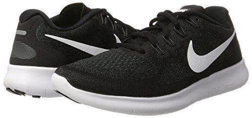 photo Wallpaper of Nike-Nike Herren Free RN 2017 Joggingschuhe, Schwarz (Black/White Dark Grey-Schwarz (Black/White-dark Grey-anthracite)