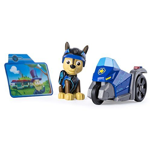 photo Wallpaper of Paw Patrol-Paw Patrol 6037960 Mission Mini Fahrzeug – Chase-Blau
