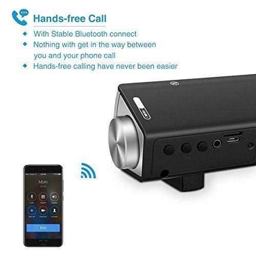 photo Wallpaper of ELEGIANT-Bluetooth Lautsprecher, ELEGIANT Elegante Tragbare Bluetooth 3.0 Stereo Lautsprecher Mini Wireless Kabellose-Bluetooth Lautsprehcer