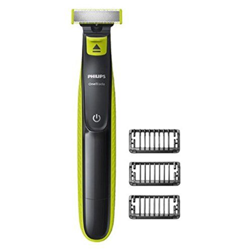 photo Wallpaper of Philips-Philips OneBlade QP2520/20   Recortador De Barba, Recorta, Perfila Y Afeita-