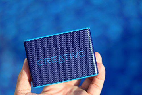 photo Wallpaper of Creative-Creative MUVO 2c   Leistungsstarker, Kompakter, Wetterfester Wireless Bluetooth Lautsprecher (für-blau