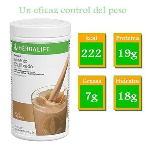 photo Wallpaper of HERBALIFE INTERNATIONAL-Batido Herbalife Sabor Capuccino-