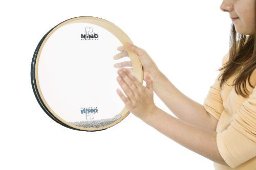 photo Wallpaper of Nino Percussion-Nino Percussion NINO35 Wellentrommel 30,5 Cm (12 Zoll)-Natur
