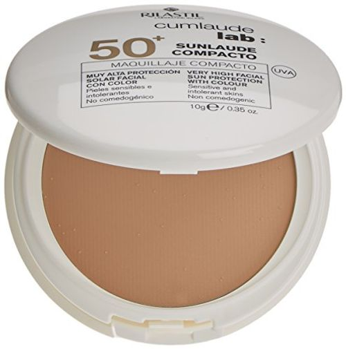 photo Wallpaper of DERMOFARM-SUNLAUDE SPF50+ Maquillaje Compacto Light 10G Cumlaude Lab-