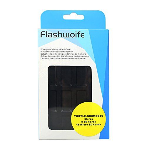 photo Wallpaper of Flashwoife-Flashwoife   Patentierte Aufnahme   Turtle SD8MSD16 Wasserdichte Speicherkarten-Turtle-SD8MSD16