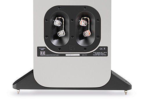 photo Wallpaper of Q Acoustics-Q Acoustics 305025W Weiß Lautsprecher–Lautsprecher (Lautsprecher, XLR, Boden, 2,5cm, 16,5cm, 25W)-weiß