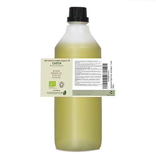 photo Wallpaper of Naissance-Naissance Aceite De Ricino BIO 1 Litro   Puro, Natural, Certificado Ecológico,-