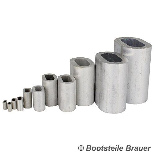 photo Wallpaper of Bootsteile Brauer-10 Meter Edelstahl   Drahtseil 7x7 D= 1,5 Mm Mittelweich, PVC Ummantelt, Transparent-