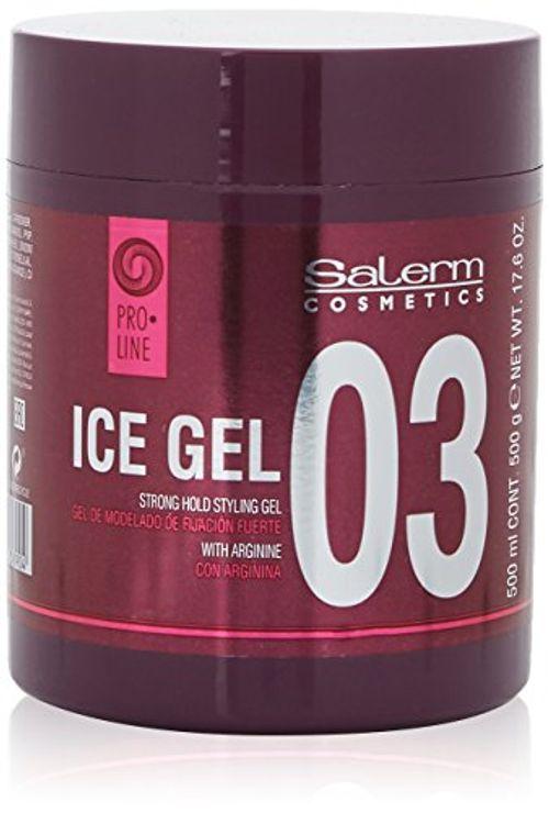 photo Wallpaper of Salerm-PROLINE ICE GEL 500ML-
