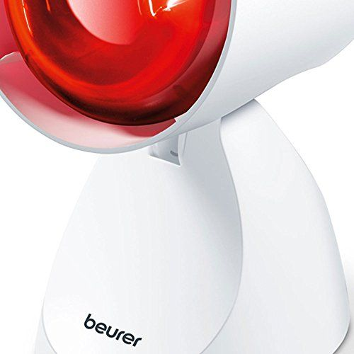 photo Wallpaper of Beurer-Beurer IL 11   Lampara Infrarrojos Compacta, 100 W, 5-Blanco