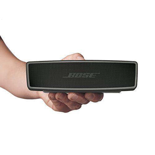 photo Wallpaper of Bose-Bose ® SoundLink Mini Bluetooth Lautsprecher II Carbon-carbon