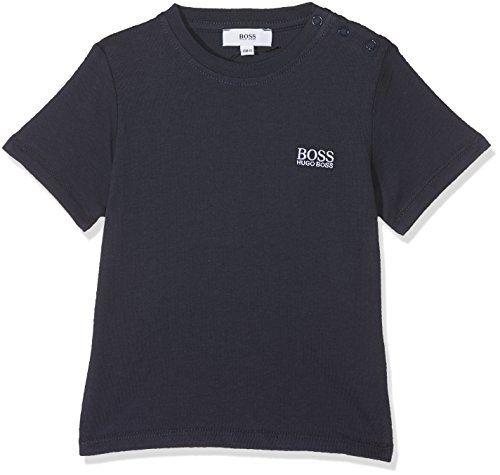 photo Wallpaper of BOSS Hugo Boss-BOSS Hugo Boss Boss Baby Jungen T Shirt Manches Courtes, Blau (Bleu-Blau (Bleu Cargo 849)
