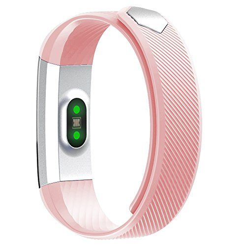 photo Wallpaper of AIEX-Fitness Tracker, Monitor De Ritmo Cardíaco AIEX Monitor Inteligente De-rosado