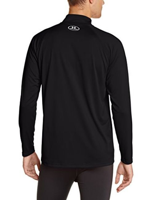 photo Wallpaper of Under Armour-Under Armour Herren Fitness Sweatshirt UA Tech 1/4 Zip, Schwarz Black, XXL, 1242220-Schwarz (Black)