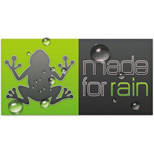 photo Wallpaper of MadeForRain-MadeForRain Extra Starker, 100% Wasserdichter Sattelbezug   CityHopper ExtraStrong (Nachtblau/Tomatenrot)-Nachtblau / Tomatenrot
