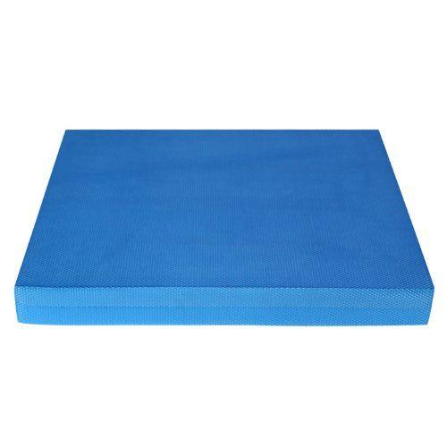 photo Wallpaper of POWRX-POWRX Balance Pad/Sitzkissen/Kissen Yoga Pilates Verschiedene Farben (Dunkelblau)-Blau