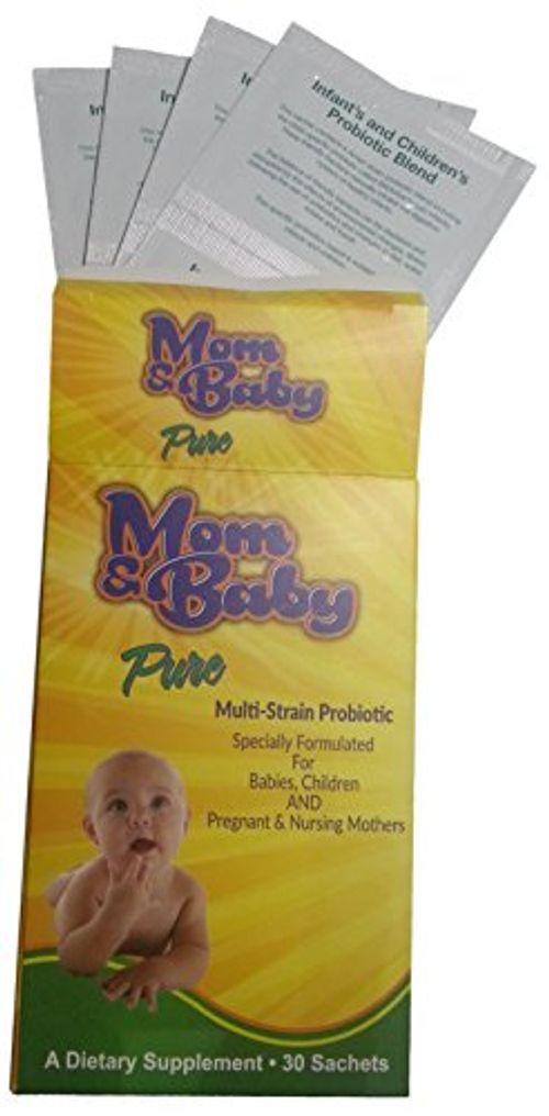 photo Wallpaper of Hearts and Minds Pure Health-Mom Und Baby Pure Multi Bakterienstämme In Pulverform Zur Einfachen Einnahme –-
