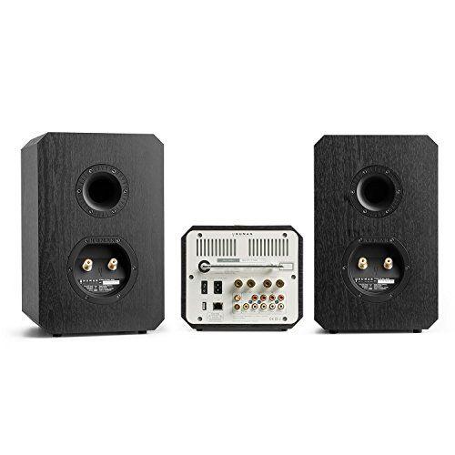 photo Wallpaper of NUMAN-NUMAN Unison Octavox 702 MKII Edition • Stereoanlage • Verstärker • Lautsprecher • 2-schwarz - mit Lautsprechern