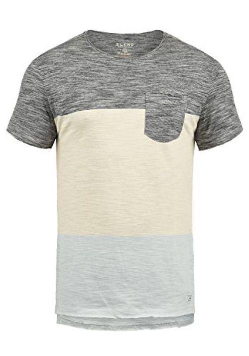 photo Wallpaper of Blend-Blend Johannes Herren T Shirt Kurzarm Shirt Mit Rundhalsausschnitt Aus 100% Baumwolle-