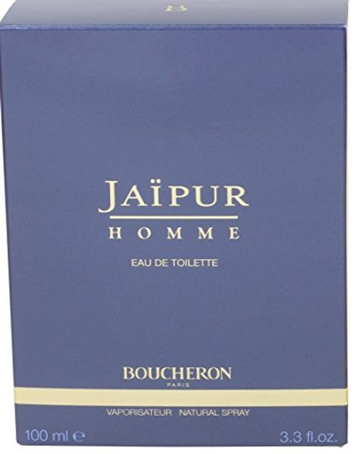 photo Wallpaper of Boucheron-BOUCHERON JAIPUR HOMME Eau De Toilette Mit Zerstäuber 100 Ml-