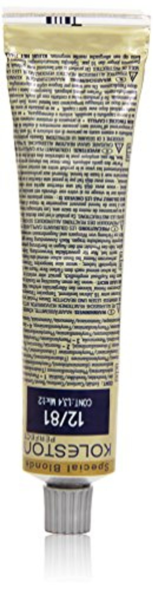 photo Wallpaper of Wella-Koleston   Tinte Para Cabello (60 Ml), 12/81 Rubio Perla-Rubio claro