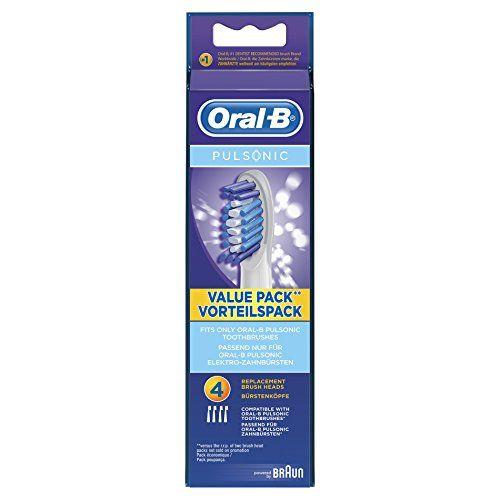 photo Wallpaper of Oral-B-Oral B   Pack De 4 Cabezales Para Cepillos De Dientes-Color Blanco