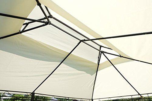 photo Wallpaper of ASS-Dachplane Für Gartenpavillon 3x4m Wasserfest Für Modell: 7075   Kein-