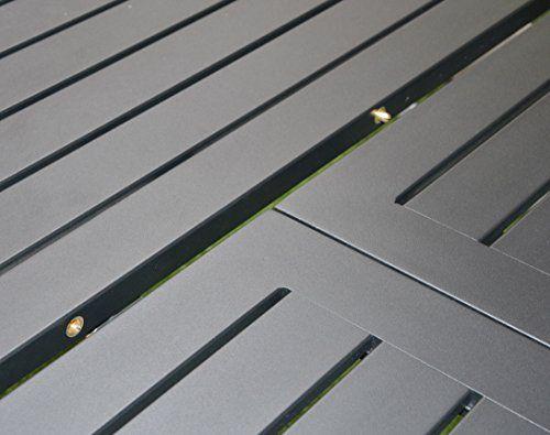photo Wallpaper of Doppler-XXL Voll Aluminium Auszieh Gartentisch
