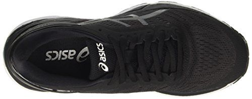 photo Wallpaper of Asics-Asics Damen Gel Kayano 24 Gymnastikschuhe, Schwarz (Black/Phantom/White), 41.5 EU-Schwarz (Black / Phantom / White)
