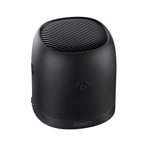 photo Wallpaper of AUKEY-AUKEY Mini Bluetooth Lautsprecher Mit Radio, Mikro SD Karte Slot Und Metallgehäuse,-schwarz