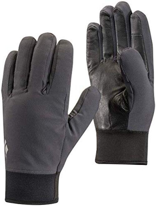 photo Wallpaper of Black Diamond-Black Diamond Midweight Softshell Handschuhe Aus Stretch Gewebe / Warme,-Smoke