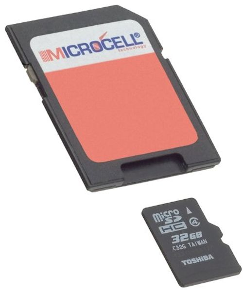photo Wallpaper of Microcell 2000-Microcell SD 32GB Speicherkarte / 32 Gb Micro Sd Karte-