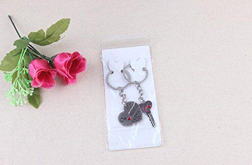 photo Wallpaper of Doitsa-Doitsa 1 Paar Schlüsselanhänger Schlüsselbund Paar Schlüsselbund Männer Und Frauen Schlüssel / Liebe-Silber