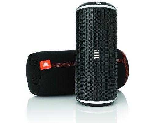 photo Wallpaper of JBL-JBL Flip Wiederaufladbarer Tragbarer Bluetooth Wireless Lautsprecher Mit UK/EU Netzadapter Und-schwarz