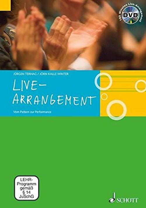 photo Wallpaper of Schott Music Distribution-Live Arrangement: Vom Pattern Zur Performance. Lehrbuch Mit DVD.-