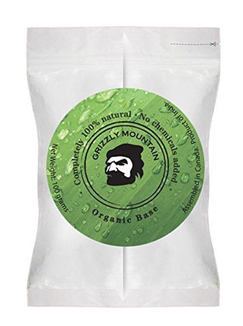 photo Wallpaper of Grizzly Mountain Beard Dye-Tinte Orgánico De Barba Negra Con Base Orgánica-Nera